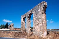 Spanien, Andalusien, Aquaedukt bei Ronda