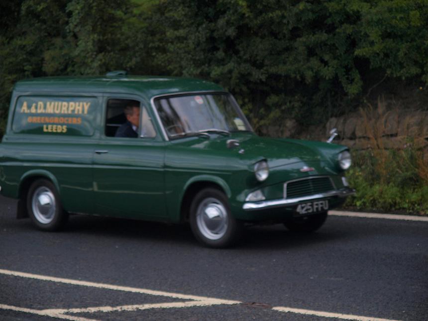 Thames Light Vans - 1963