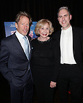 Peter Strauss, Michael Learned & Ian Lithgow attending the Off- Broadway Opening Night Performance After Party for the Delaware Theatre Company Production of 'The Outgoing Tide'  at Lavo in New York City on 11/20/2012.