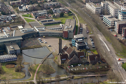 Hogeschool Van Hall Larenstein, Wetsus en WaterAlliance