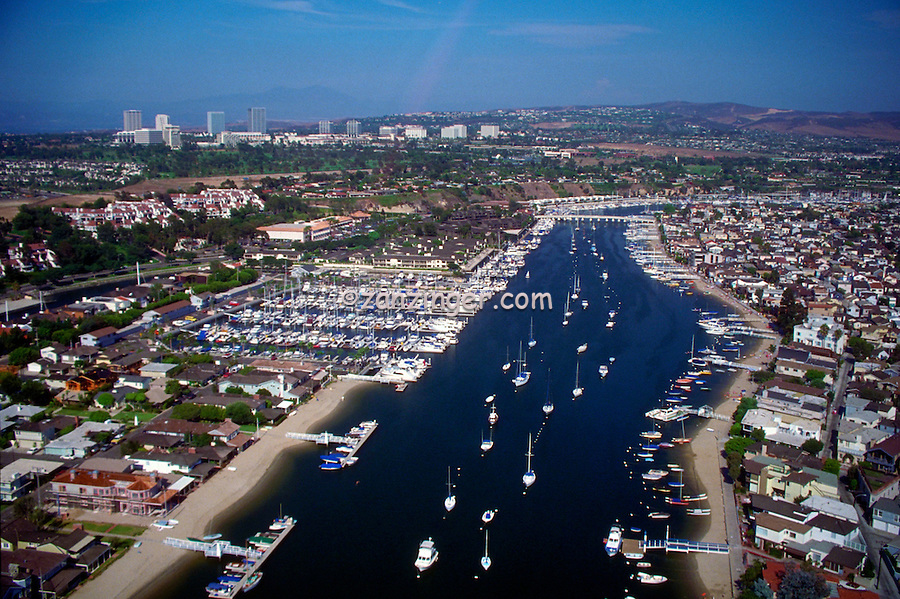Newport Beach, California, Newport Harbor, Newport Coast,