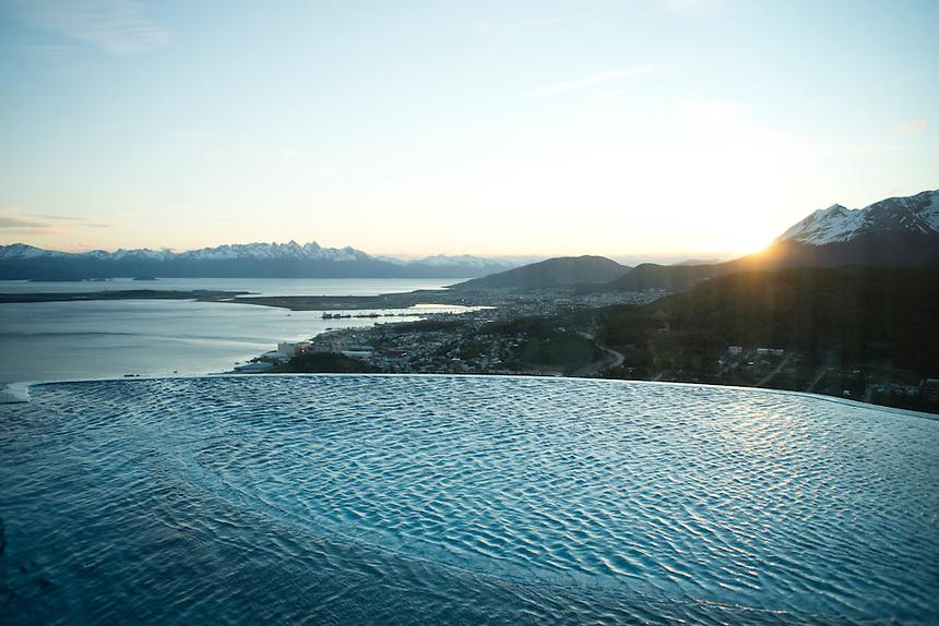 Hotel Arakur. Ushuaia, tierra del Fuego, Patagonia, Argentina