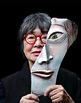 Renowned artist and University of Washington Alumni Patty Warashina is being celebrated with an honor from The Smithsonian Institute, and has had her work displayed in every major museum in Washington state. Warashina was photographed at her studio in the Eastlake neighborhood of Seattle. <br /> Photo by Daniel Berman