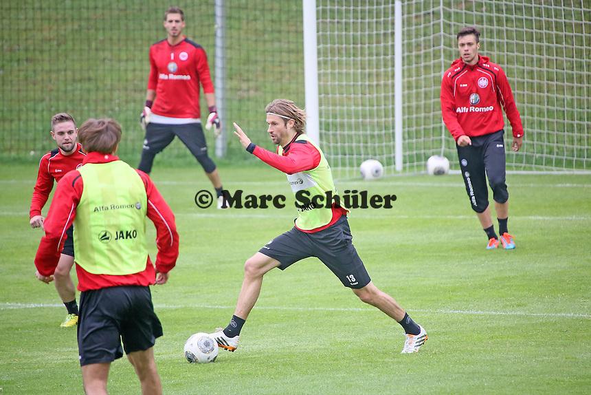 Martin Lanig (Eintracht) - Eintracht Frankfurt vs. Training, Commerzbank Arena