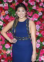 NEW YORK, NY - JUNE 10: Jenna Ushkowitz attends the 72nd Annual Tony Awards at Radio City Music Hall on June 10, 2018 in New York City.  <br /> CAP/MPI/JP<br /> &copy;JP/MPI/Capital Pictures