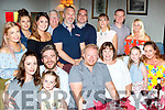 Birthday<br /> -----------<br /> Samantha Haslem, seated 3rd Rt, originally from Tralee but home from Birmingham to celebrate a special birthday with family and friends in Cassidy's, Tralee last Sunday night.