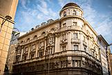 SERBIA, Belgrade, Old Building in Belgrade, Eastern Europe