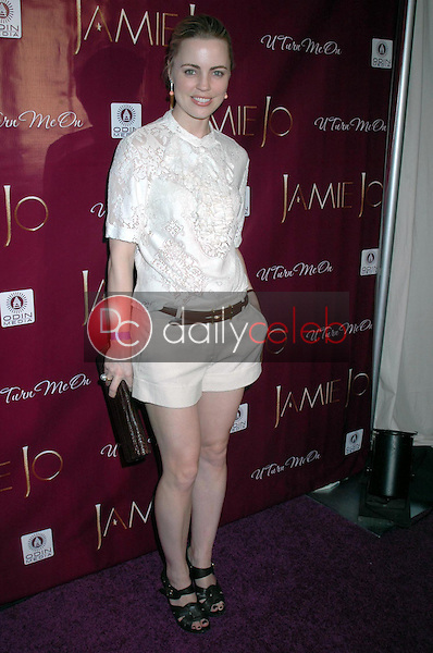 Melissa George<br />