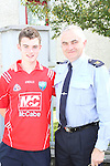Shane and Michael Rogan at the Garda Station Open Day...Picture Jenny Matthews/Newsfile.ie