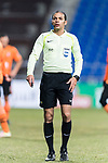 Fifa Referee Turki Mohammed A Alkhudhayr of Saudi Arabia during the AFC Champions League 2017 Group E match between Ulsan Hyundai FC (KOR) vs Brisbane Roar (AUS) at the Ulsan Munsu Football Stadium on 28 February 2017 in Ulsan, South Korea. Photo by Victor Fraile / Power Sport Images