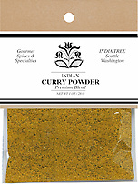India Tree Curry Powder, India Tree Spice Blends