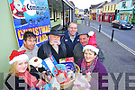 Pictured at the launch of the Killorglin CYMS bazaar, which takes place on Saturday 7th December, were l-r: Marette Cronin, John McGrath, Pat Healy, Andrew Hunn, Con O'Connor and Eileen Clifford.