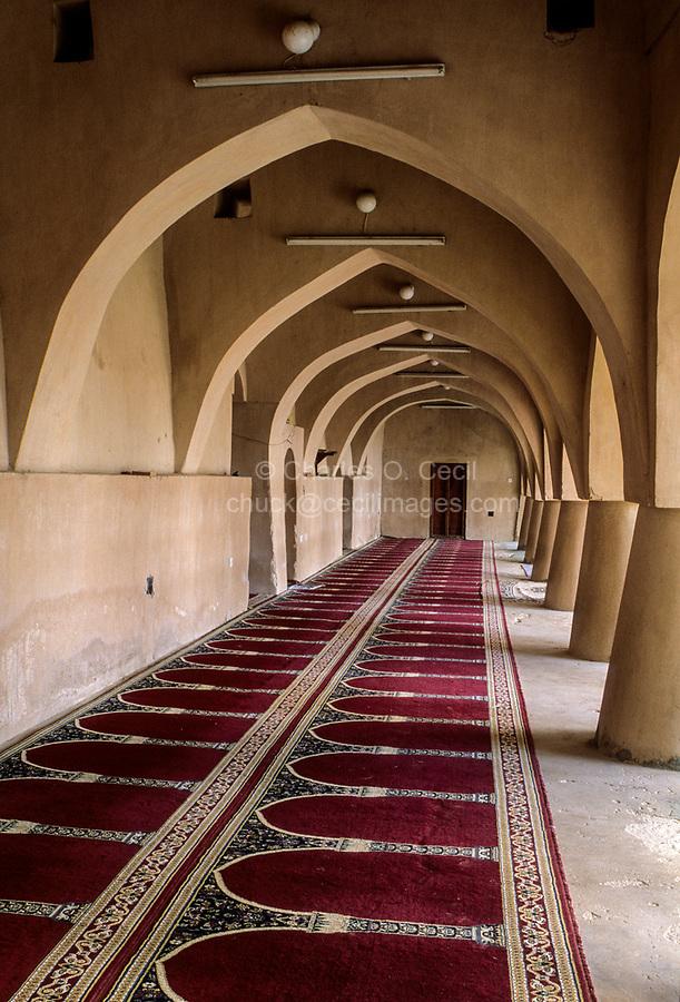 Jalan Bani Bu Ali, Oman.  Mosque of Rashid bin Hamouda.