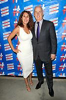 LOS ANGELES - SEP 25: Lara Yeretsian, Pat Harris at 'Pat Harris' California Democratic U.S. Senate run 2018 kick off' at Catalina Jazz Club Bar & Grill on September 25, 2017 in Hollywood, California