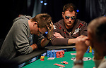 Will Molson agonizes over making a call vs. Tobias Reinkemeier.  He did and doubled up Tobias..