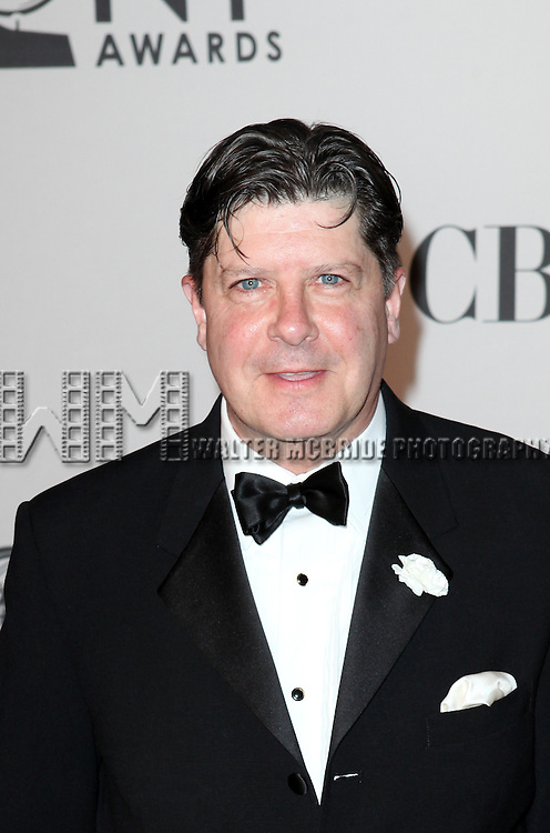 Michael McGrath pictured at the 66th Annual Tony Awards held at The Beacon Theatre in New York City , New York on June 10, 2012. © Walter McBride / WM Photography