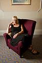 Sitting Room Comedy, Harrogate, UK, 12.10.11. Picture shows: Hattie Hayridge.