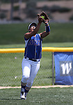 Wildcats' Pamela Sakuma makes a play at Edmonds Sports Complex Carson City, Nev., on Saturday, May 2, 2015.<br /> Photo by Cathleen Allison