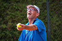 Etten-Leur, The Netherlands, August 26, 2017,  TC Etten, NVK, Frits Raijmakers (NED)<br /> Photo: Tennisimages/Henk Koster
