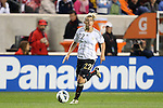 20 October 2012: Luis Wensing (GER). The United States Women's National Team played the Germany Women's National Team at Toyota Park in Bridgeview, Illinois in a women's international friendly soccer match. The game ended in a 1-1 tie.