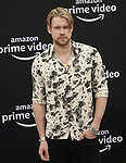 Chord Overstreet 014 arrives at the Premiere Of Amazon Prime Video's Chasing Happiness at Regency Bruin Theatre on June 03, 2019 in Los Angeles, California.