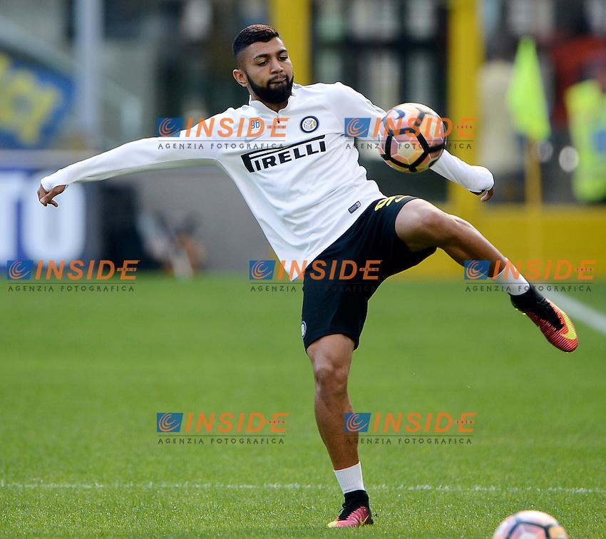 Gabriel Barbosa Inter<br /> Milano 25-09-2016 Stadio Giuseppe Meazza - Football Calcio Serie A Inter - Bologna. Foto Giuseppe Celeste / Insidefoto