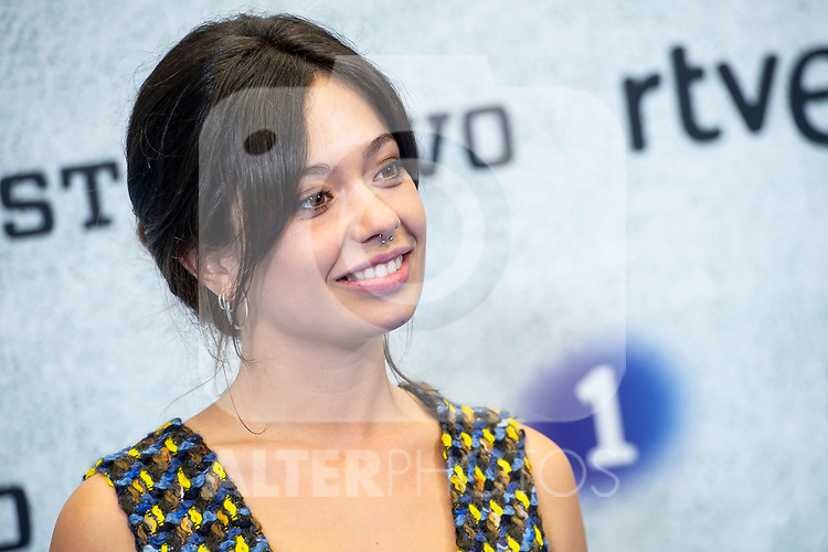 Actress Anna Castillo attends to presentation of 'Estoy Vivo' during FestVal in Vitoria, Spain. September 04, 2018. (ALTERPHOTOS/Borja B.Hojas)