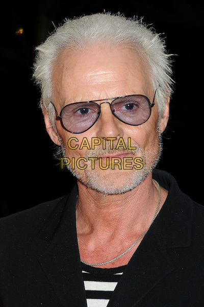 "MICHAEL DES BARRES .""The Mechanic"" Los Angeles Premiere held at Arclight Cinemas, Hollywood, California, USA, 25th January 2011..portrait headshot glasses beard facial hair goatee sunglasses black.CAP/ADM/BP.©Byron Purvis/AdMedia/Capital Pictures."