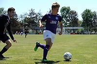 APPINGEDAM - Voetbal, DVC Appingedam - FC Groningen, voorbereiding seizoen 2019--2020, 29-06-2019,  FC Groningen speler Oskari Sallinen