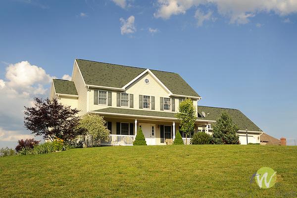 Poco Farm Estates residence.