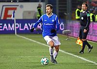 Immanuel Höhn (SV Darmstadt 98) - 21.02.2018: SV Darmstadt 98 vs. 1. FC Kaiserslautern, Stadion am Boellenfalltor, 2. Bundesliga