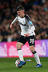 Jason Knight of Derby County during the FA Cup match at the Pride Park Stadium, Derby. Picture date: 5th March 2020. Picture credit should read: Darren Staples/Sportimage