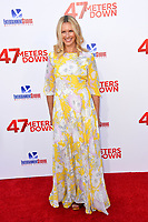 Amy Laughlin at the Los Angeles premiere for &quot;47 Meters Down&quot; at the Regency Village Theatre, Westwood. <br /> Los Angeles, USA 12 June  2017<br /> Picture: Paul Smith/Featureflash/SilverHub 0208 004 5359 sales@silverhubmedia.com