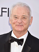 HOLLYWOOD, CA - JUNE 07: Bill Murray arrives at the American Film Institute's 46th Life Achievement Award Gala Tribute To George Clooney at the Dolby Theatre on June 7, 2018 in Hollywood, California.HOLLYWOOD, CA - JUNE 07: Bill Murray arrives at the American Film Institute's 46th Life Achievement Award Gala Tribute To George Clooney at the Dolby Theatre on June 7, 2018 in Hollywood, California.<br /> CAP/ROT/TM<br /> &copy;TM/ROT/Capital Pictures