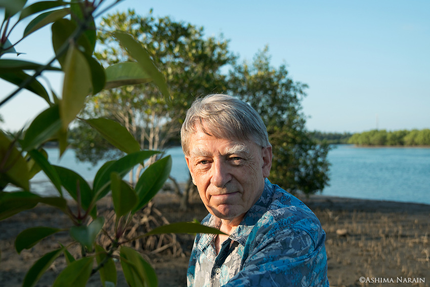 Dr. Arne Fjørtoft is the Secretary General of the Worldview International Foundation that aims to  reduce global warming and empower coastal communities to a better life while promoting bio-diversity by protecting endangered species. With Fjørtoft, WIF has planted 3.5 million mangrove trees in the Thor Heyerdahl Climate Park, and provided livelihoods for people from the surrounding villages.