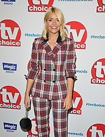 Holly Willoughby at the TV Choice Awards 2018, The Dorchester Hotel, Park Lane, London, England, UK, on Monday 10 September 2018.<br /> CAP/CAN<br /> &copy;CAN/Capital Pictures