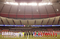 Canada vs Costa Rica, January 23, 2012