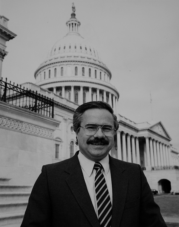 Resident Commissioner Rep. Jaime Fuster, D-P.R. in 1989. (Photo by CQ Roll Call)