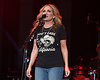 WEST PALM BEACH, FL - MAY 12: Lee Ann Womack performs at The Coral Sky Amphitheatre on May 12, 2018 in West Palm Beach Florida. <br /> CAP/MPI04<br /> &copy;MPI04/Capital Pictures