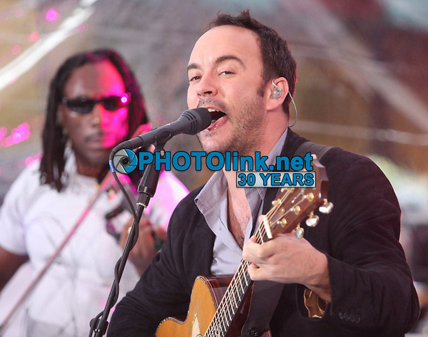 Dave Matthews, 2009, Photo By John Barrett/PHOTOlink