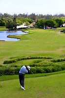 Miguel Tabuena (PHI)  during the final round of the Afrasia Bank Mauritius Open played at Heritage Golf Club, Domaine Bel Ombre, Mauritius. 03/12/2017.<br /> Picture: Golffile   Phil Inglis<br /> <br /> <br /> All photo usage must carry mandatory copyright credit (&copy; Golffile   Phil Inglis)