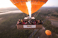 20160822 22 August Hot Air Balloon Cairns