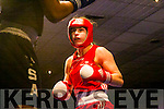 Tralee Boxing Club Kate Taylor v Queen Underwood fight in the Brandon Hotel on Saturday
