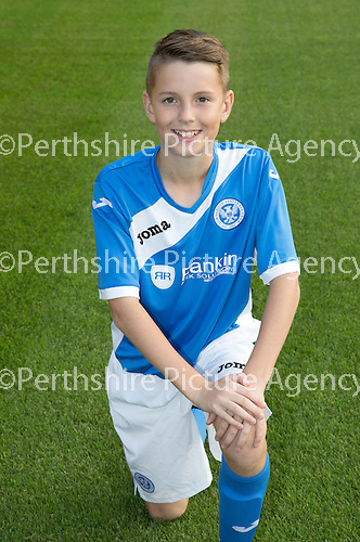 St Johnstone Academy Under 14&rsquo;s&hellip;2016-17<br />Kieran Sweeney<br />Picture by Graeme Hart.<br />Copyright Perthshire Picture Agency<br />Tel: 01738 623350  Mobile: 07990 594431