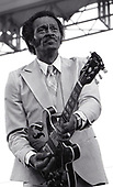 Jul 1979: CHUCK BERRY - Capital Radio Jazz Festival Alexandra Palace London