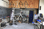 Jaegher Bikes factory in Ruiselede, Flanders, Belgium. 23rd March 2017.<br /> Picture: Eoin Clarke   Cyclefile<br /> <br /> <br /> All photos usage must carry mandatory copyright credit (&copy; Cyclefile   Eoin Clarke)