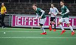 AMSTELVEEN -  tijdens de hoofdklasse competitiewedstrijd heren, AMSTERDAM-ROTTERDAM (2-2). COPYRIGHT KOEN SUYK