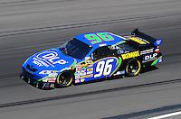 Feb 29, 2008; Las Vegas, NV, USA; NASCAR Sprint Cup Series driver J.J. Yeley during practice for the UAW Dodge 400 at Las Vegas Motor Speedway. Mandatory Credit: Mark J. Rebilas-US PRESSWIRE