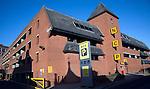 NCP multi storey car park, Foundation Street, Ipswich, Suffolk, England