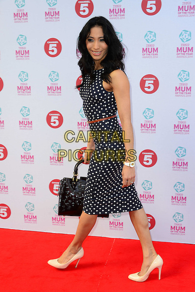 LONDON, ENGLAND - MARCH 23: Karen Hauer attends the Tesco Mum of the Year awards at The Savoy Hotel on March 23, 2014 in London, England.<br /> CAP/JOR<br /> &copy;Nils Jorgensen/Capital Pictures